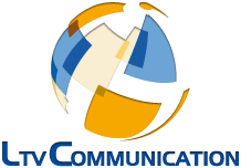 logo ltv communication